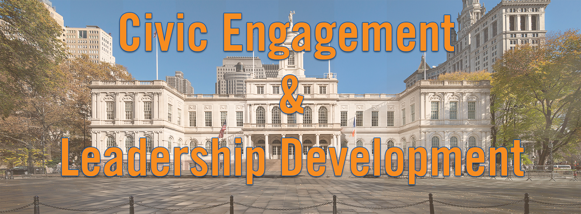 Civic Engagment header