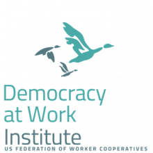 Democracy at Work Institute logo