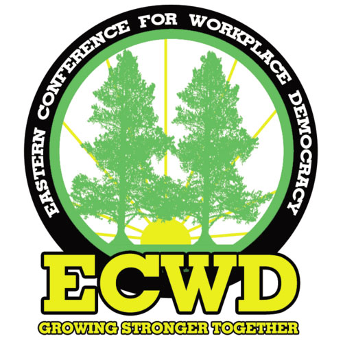Eastern Conference for Workplace Democracy logo