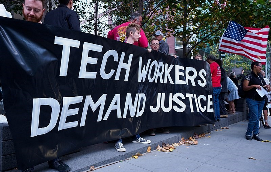 Tech workers organizing