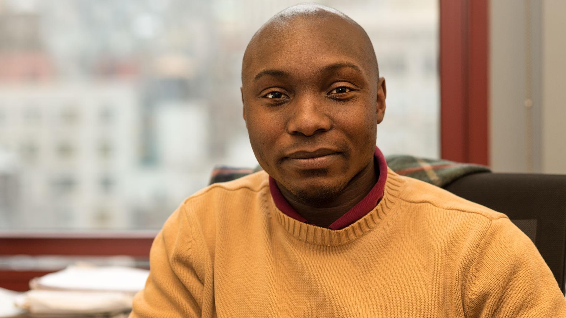 Headshot; Dr. Kafui Attoh